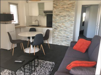 Photo for Apartment T2 Renovated Beach & City Center on foot