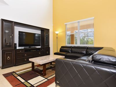 Photo for Home w/ WiFi, Games Room, Resort Spa, Pool, Playground, Volleyball & Gym