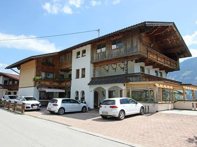 Photo for Beautiful holiday home in absolute peace near the Spieljochbahn