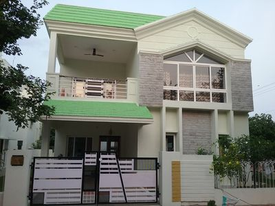 Photo for Beautiful 4 BDR Villa in a calm and serene environment