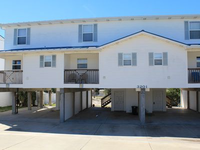 Photo for Drop Anchor B - 2 Bed / 2 Bath Gulf Side Townhome in Mexico Beach