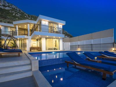 Photo for A Peaceful  Luxurious Location for a Family Villa Holiday