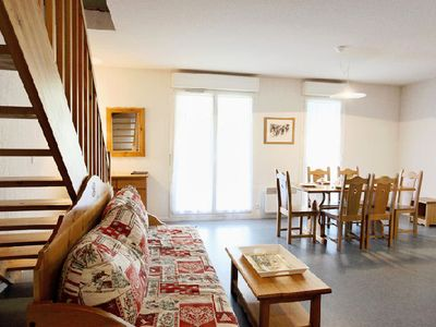 Photo for Residence Le Plein Soleil *** - 2 Rooms 6/8 People