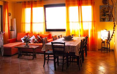 Photo for Private Terrace With Panoramic Views In The Historical Center Of Tarquinia
