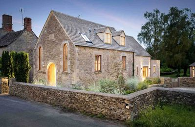 Photo for The Chapel is a stunning conversion in the charming village of Poulton, close to Cirencester