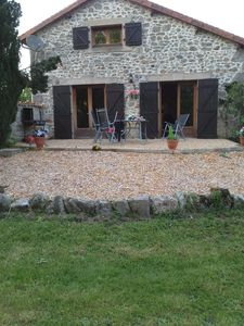 Photo for Beautifully Restored Stone House in Heart of Perigord Vert