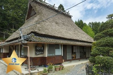 Traditional 200y-oHouse Outside Kyoto