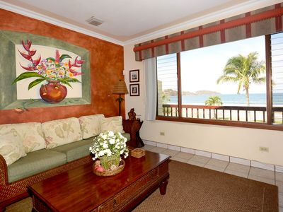 Photo for Bask in Beach-front Bliss, Amazing Views & 5 *Reviews, Jan 19-24 now open