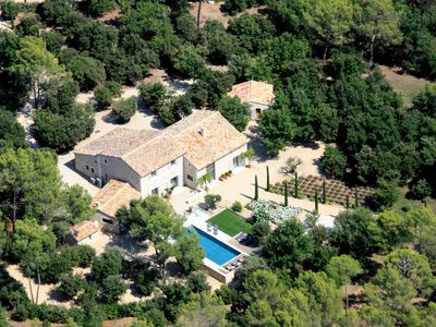 Photo for PROVENÇAL MAS OF PRESTIGE WITH SWIMMING POOL, CLOSE TO GORDES AND ROUSSILLON / AVIGNON