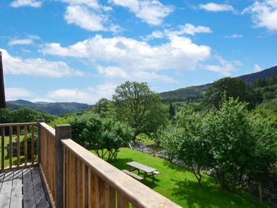 Photo for Vacation home Hideaway in Dolgellau - 9 persons, 3 bedrooms