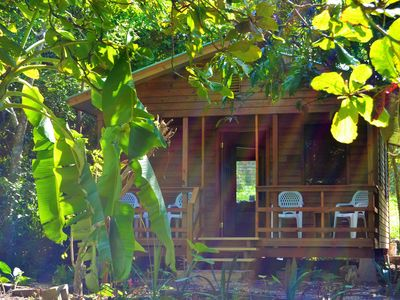 Iguana Roost, A  2 Bedroomed Fully Equipped Tropical Paradise in San Ignacio