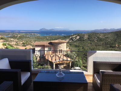 Photo for Costa Smeralda with magnificent views