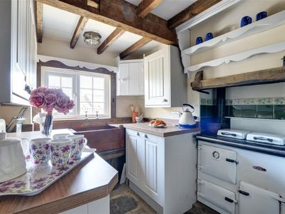 Photo for Vacation home Prospect Cottage in Barnstaple and Braunton - 4 persons, 2 bedrooms