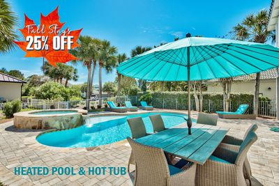 Silver Blessings - Heated Private Pool and Hot Tub