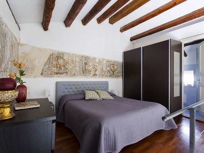 Photo for Special apartment, apartment located in the historic center of Palermo