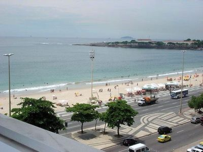 Photo for Rent Magnificent Studio Apartment in Copacabana with Ocean view
