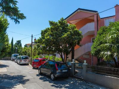 Photo for Holiday apartment Crikvenica for 2 - 3 persons with 2 bedrooms - Holiday apartment