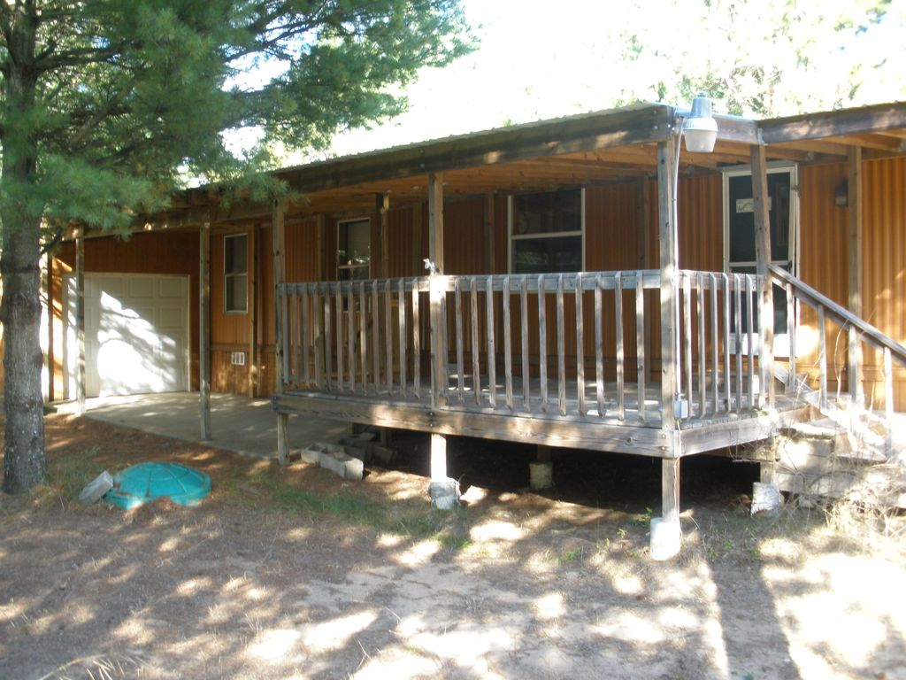 Family friendly cabin in the woods hunting atv for Fishing cabin rentals wisconsin