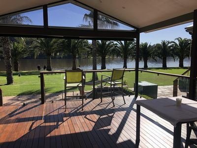Photo for Wisemans Ferry - Brand New Renovated Cabin directly on the Hawkesbury River !!