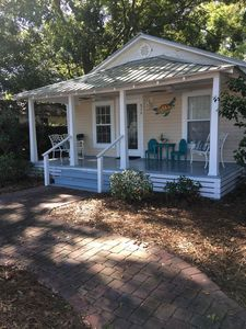 Photo for Baytown Cottage- Pet friendly, close to downtown, fenced yard, WIFI, boat parking!