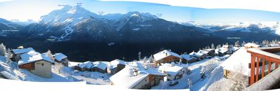 Photo for La Rosière - Apartment 5 people - Village Center - Close to the slopes