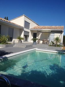 Photo for HOUSE IN PEACE WITH SWIMMING POOL MAUSSANE LES ALPILLES