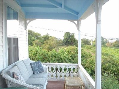 Photo for Snave: a Former Sea Captain's House with Ocean Views for Rent