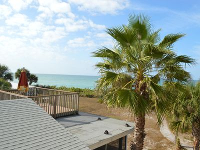 Photo for Beach Front Condo w/ Beautiful Views of the Gulf. Discount through Christmas!