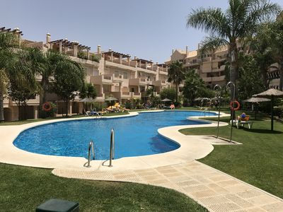 Photo for Duguesa Fairways  is family friendly Apartment at attractive location