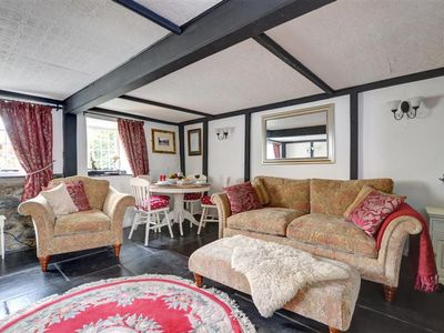 Photo for Looking for a romantic break away? Then take a closer look at Rose Cottage. Many traditional feature