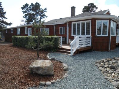 Photo for BEACH RETREAT - 200 FEET TO THE BEACH - PLEASE SEE NEW LISTING AT #1254891