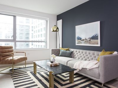 Photo for Grand 1BR in SoMA by Sonder