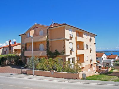 Photo for Spend your holiday at the south of Istria, 350 m away from the Adrea, sea view