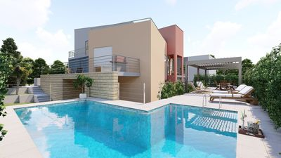 Photo for Stunning NEW Villa in Zadar center just 1km from sandy beach