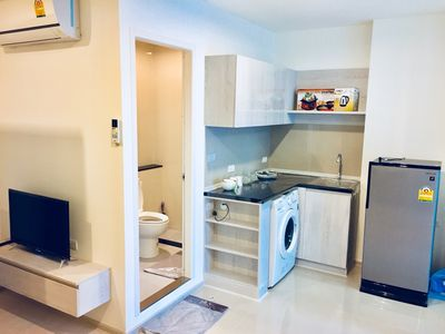 Photo for 1-BR Plus for rent in Aspire BTS Erawan