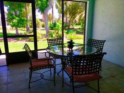 Photo for $47 in June. Walk to Rec Center & Restaurant with Bar. Golf Cart, Pets OK