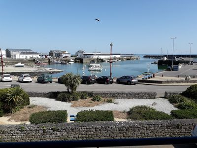 Photo for APARTMENT SEAVIEW SOUTH BRITTANY