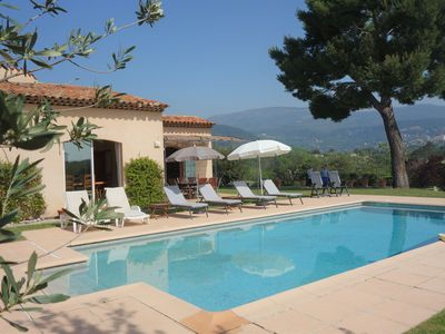 Photo for JDV Holidays Villa Oliviers