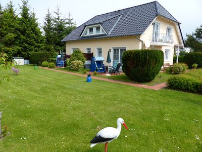 Photo for Homes House C Ruige in Central location, comfortable 900m from the Baltic Sea beach