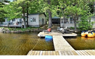 Photo for Family friendly cottage in Haliburton, near Dorset
