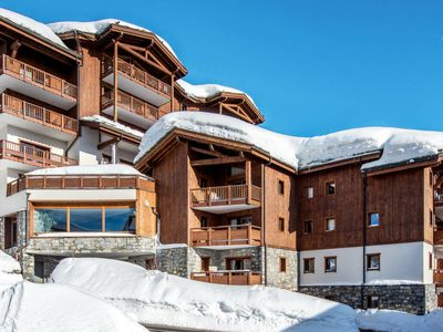 Photo for 2 bedroom Apartment, sleeps 6 in La Rosière with Pool and WiFi