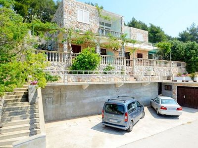 Photo for Apartments Katica, (13033), Blato, island of Korcula, Croatia