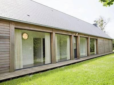 Photo for Between sea and countryside, contemporary house 'architect'