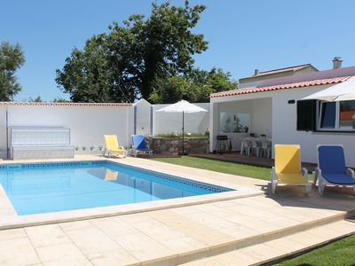 Photo for Very close to Colares coast, private swimming pool, sleeps 9