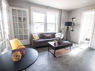 Photo for Artsy, Modern Apartment by Midtown Crossing