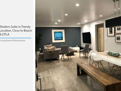 Photo for Private Suite in a Luxe Home near Manhattan Beach