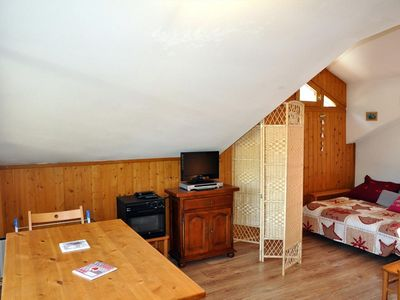 "Photo for Residence ""The Krystal"" located in the center of the village of Abondance. Ideally located, close to the shops"