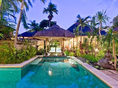 Photo for 4BR Villa Vacation Rental in Sanur, Bali