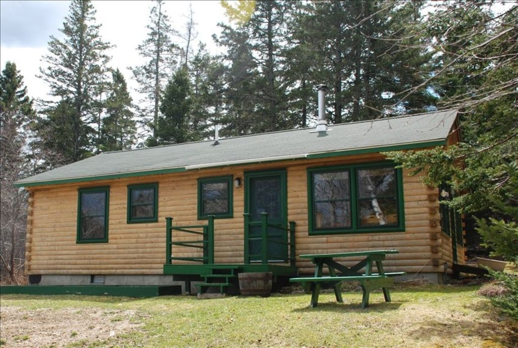 Cabin on mount desert island maine next vrbo for Cabin rentals in maine with hot tub