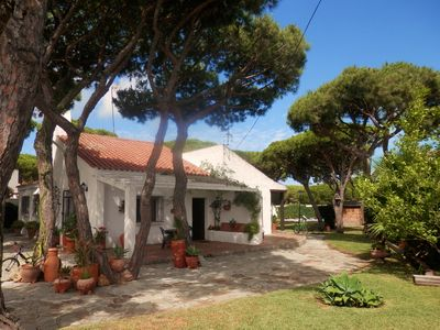 Photo for El Olivo (The Olive Tree), Colonial Style Villa. Private Pool In Large Garden